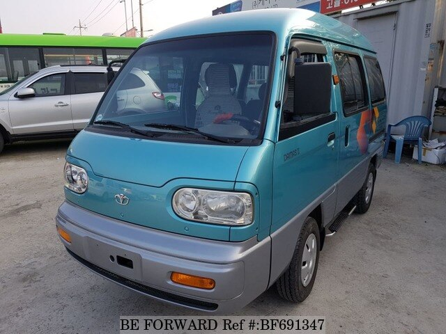 Used 2004 DAEWOO DAMAS for Sale BF691347 - BE FORWARD