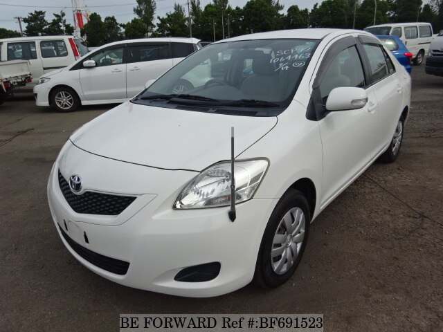 Used 2009 TOYOTA BELTA BF691523 for Sale