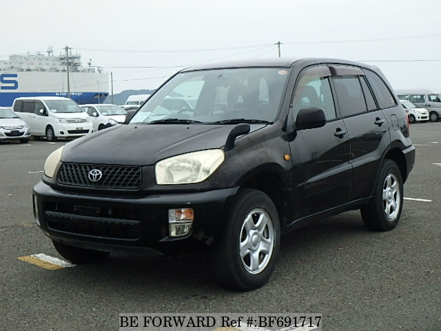 used 2002 toyota rav4 x g package ta aca21w for sale bf691717 be forward. Black Bedroom Furniture Sets. Home Design Ideas