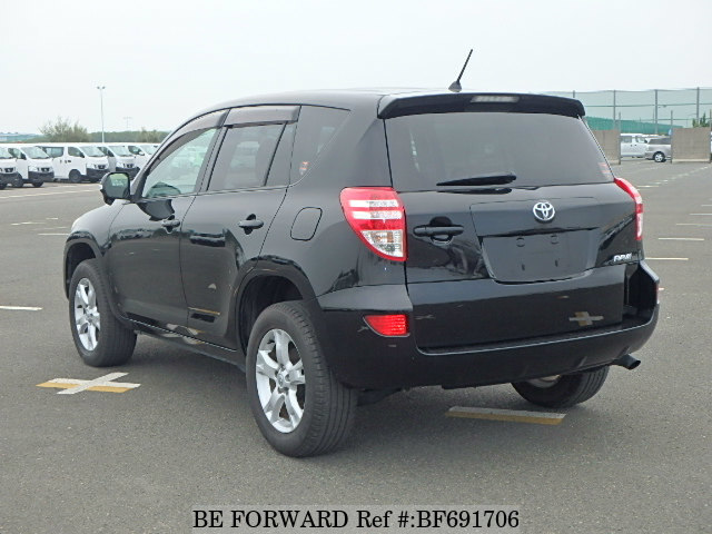 2011 toyota rav4 style dba aca36w d 39 occasion en promotion bf691706 be forward. Black Bedroom Furniture Sets. Home Design Ideas