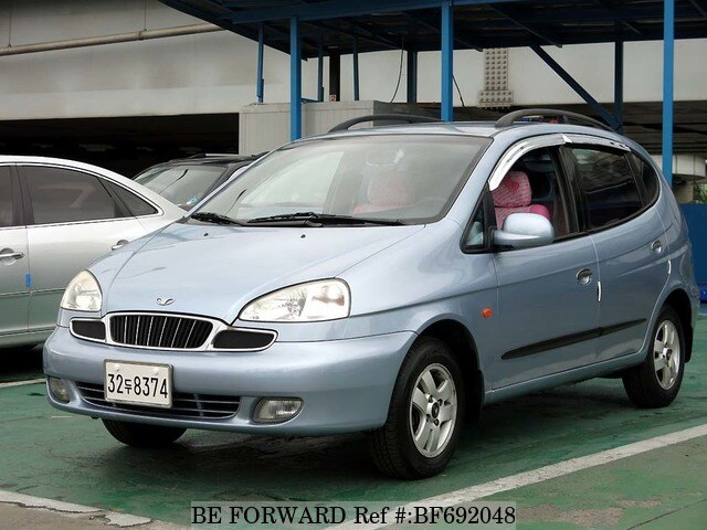Used 2002 Daewoo Rezzo For Sale Bf692048 Be Forward