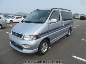 Used 1997 TOYOTA REGIUS WAGON BF691983 for Sale