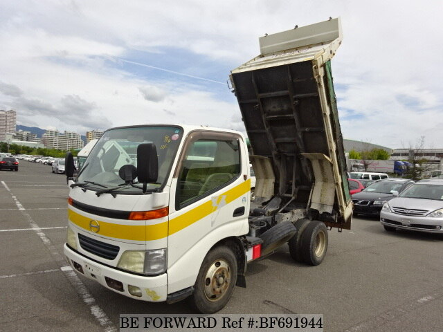 Used 2002 HINO DUTRO BF691944 for Sale