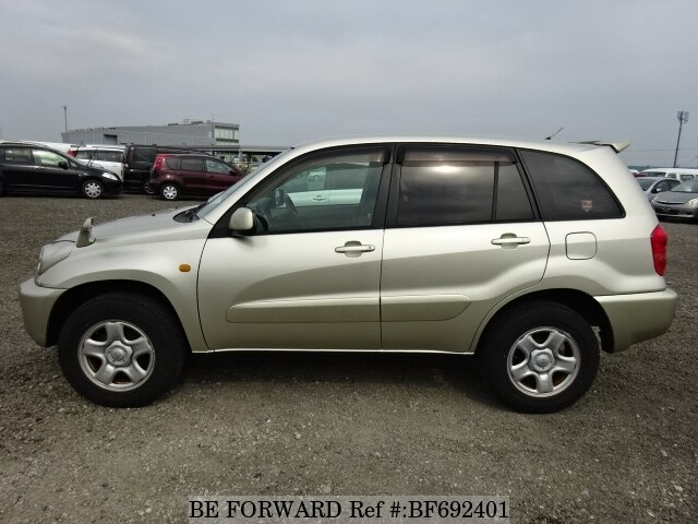 used 2001 toyota rav4 l x g package ta zca26w for sale bf692401 be forward. Black Bedroom Furniture Sets. Home Design Ideas