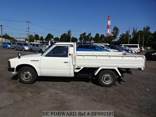 used 1985 nissan datsun truck l cg720 for sale bf692197. Black Bedroom Furniture Sets. Home Design Ideas