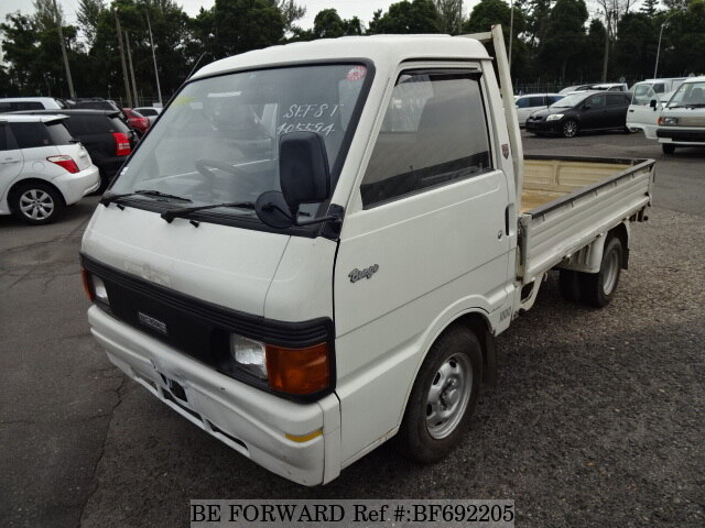 Used 1991 MAZDA BONGO TRUCK/S-SEF8T for Sale BF692205 - BE ...