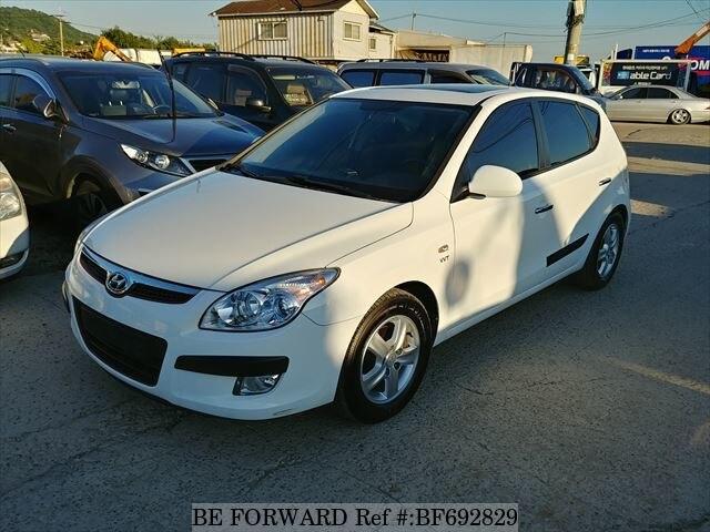 used 2008 hyundai i30 for sale bf692829 be forward rh beforward jp Hyundai I30 Australia Hyundai I30 N