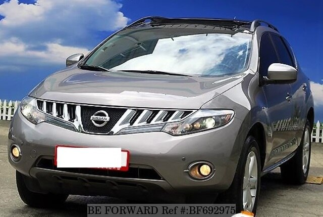 used 2010 nissan murano for sale bf692975 be forward. Black Bedroom Furniture Sets. Home Design Ideas
