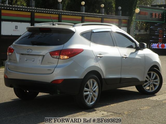 used 2010 hyundai tucson ix for sale bf693629 be forward. Black Bedroom Furniture Sets. Home Design Ideas