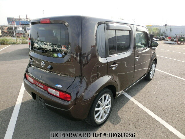 2009 nissan cube 15x dba z12 d 39 occasion en promotion bf693926 be forward. Black Bedroom Furniture Sets. Home Design Ideas