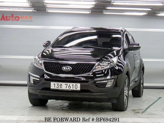 Used 2013 KIA SPORTAGE BF694291 For Sale