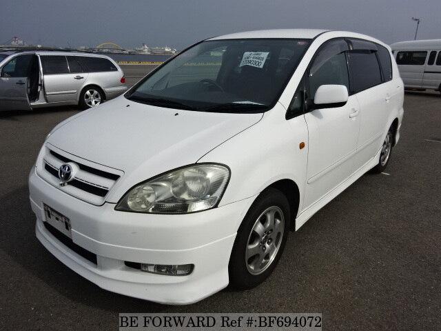 used 2002 toyota ipsum 240s ta acm21w for sale bf694072 be forward rh beforward jp Toyota Ipsum 2004 2013 Toyota Ipsum
