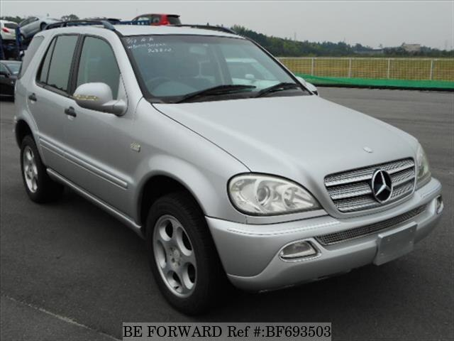 Used 2000 mercedes benz m class ml270cdi kh 163113 for for 2000 mercedes benz m class
