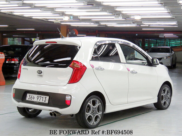 used 2013 kia morning picanto for sale bf694508 be forward. Black Bedroom Furniture Sets. Home Design Ideas
