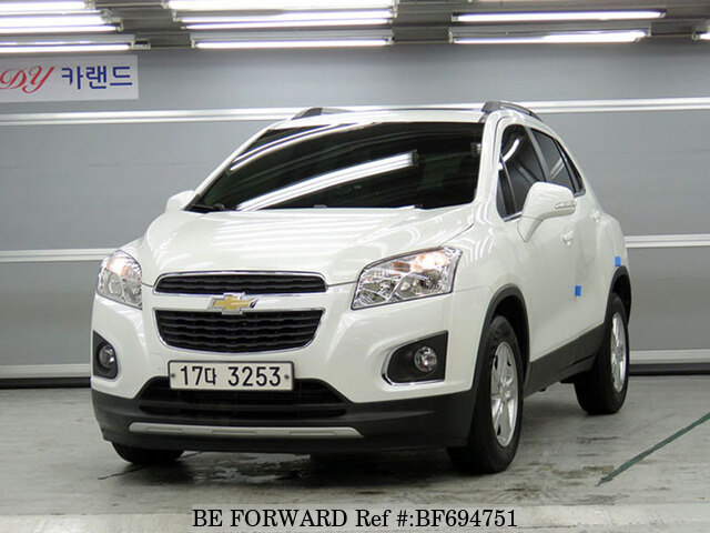 2013 chevrolet trax d 39 occasion en promotion bf694751 be forward. Black Bedroom Furniture Sets. Home Design Ideas