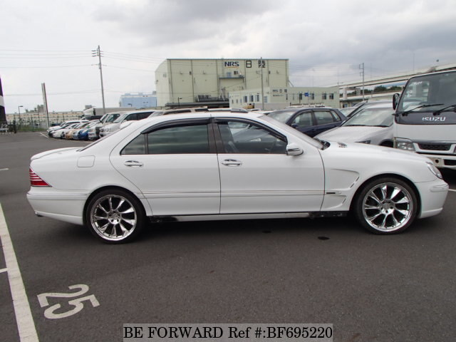 Used 1999 mercedes benz s class gf 220175 for sale for 1999 mercedes benz s500 for sale
