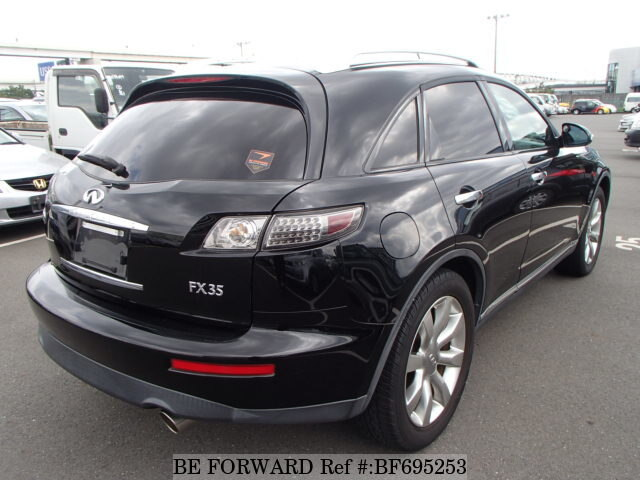Used 2006 Infiniti Fx Fx35 For Sale Bf695253 Be Forward