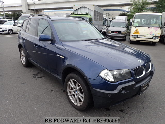 2006 bmw x3 2 5i gh pa25 d 39 occasion en promotion bf695593 be forward. Black Bedroom Furniture Sets. Home Design Ideas