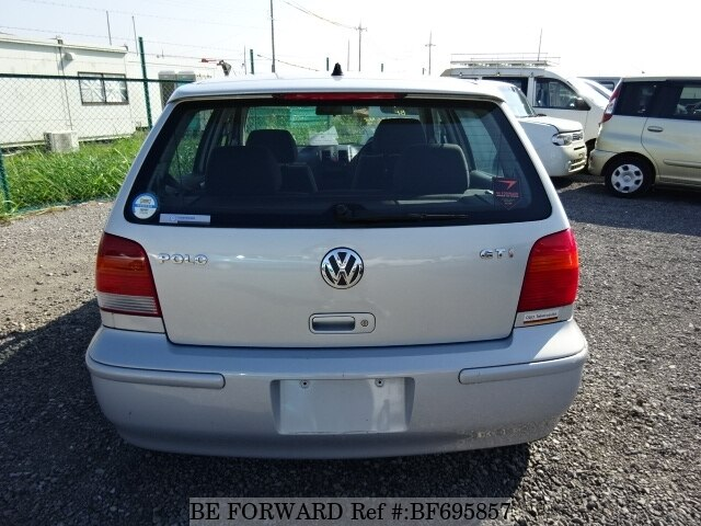used 2000 volkswagen polo gti gf 6narc for sale bf695857 be forward. Black Bedroom Furniture Sets. Home Design Ideas