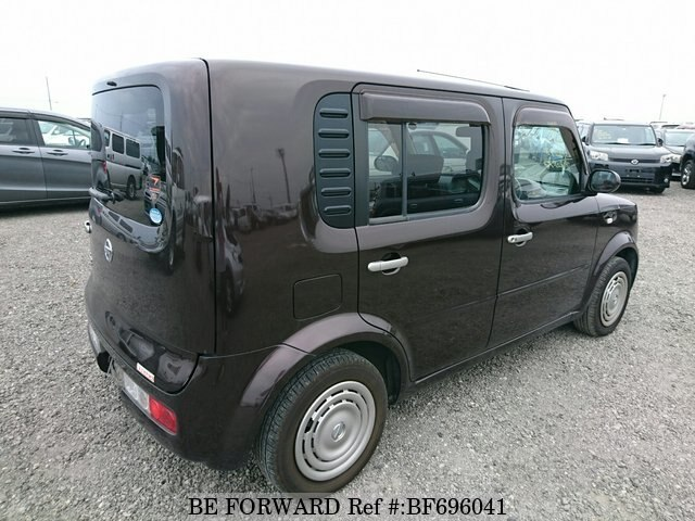 2006 nissan cube plus conran dba bz11 d 39 occasion en promotion bf696041 be forward. Black Bedroom Furniture Sets. Home Design Ideas