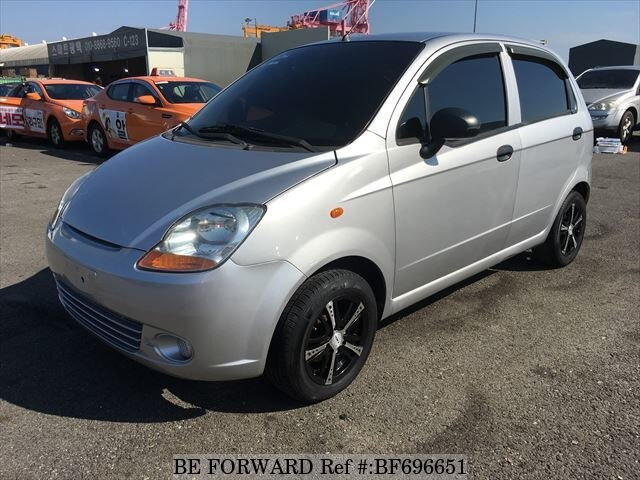 Used 2007 DAEWOO MATIZ CITY for Sale BF696651 - BE FORWARD