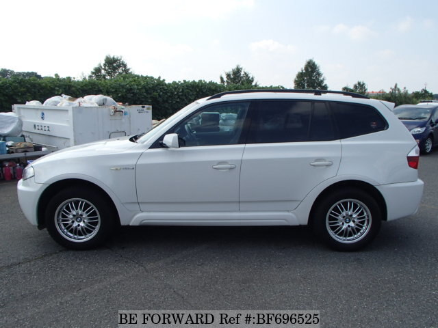 2006 bmw x3 2 5si m sports package aba pc25 d 39 occasion en promotion bf696525 be forward. Black Bedroom Furniture Sets. Home Design Ideas