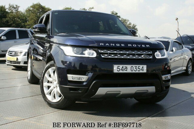 Used 2015 Land Rover Range Rover For Sale Bf697718 Be Forward