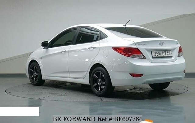 used 2012 hyundai accent for sale bf697764 be forward. Black Bedroom Furniture Sets. Home Design Ideas
