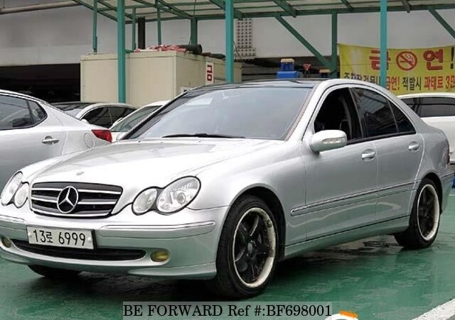 Used 2002 mercedes benz c class c240 for sale bf698001 for Mercedes benz 2002 c240 price