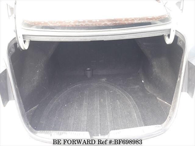 Used 2011 Hyundai Avante Elantra For Sale Bf698983 Be Forward