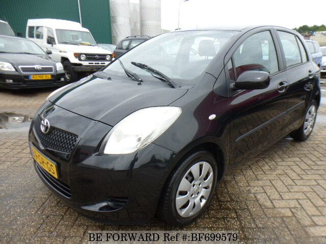 used 2006 toyota yaris for sale bf699579 be forward. Black Bedroom Furniture Sets. Home Design Ideas