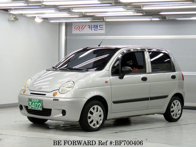 Used 2004 DAEWOO MATIZ 2 for Sale BF700406 - BE FORWARD