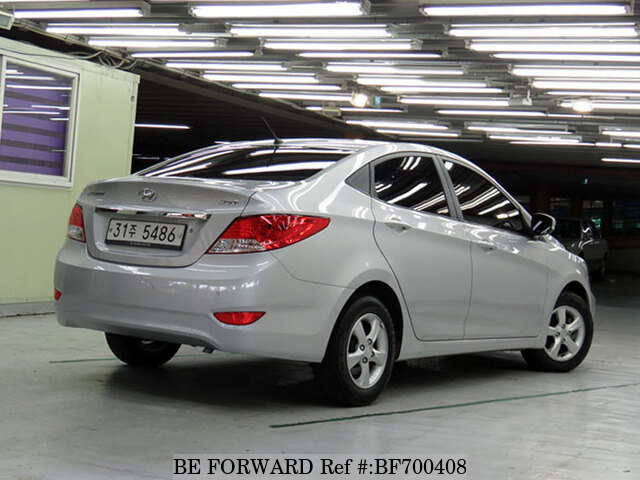 used 2011 hyundai accent for sale bf700408 be forward. Black Bedroom Furniture Sets. Home Design Ideas
