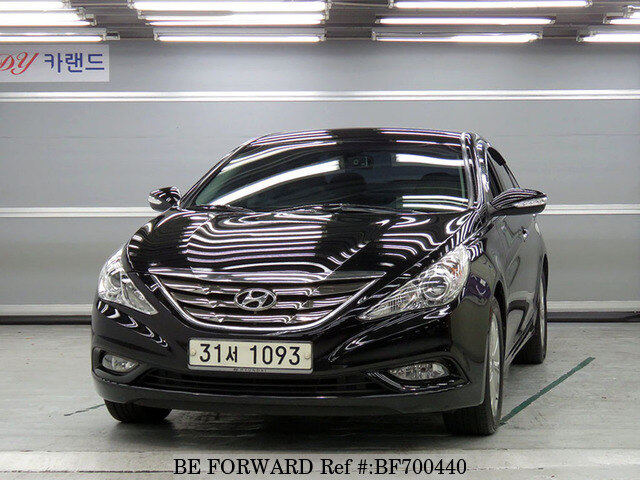 used 2009 hyundai sonata yf for sale bf700440 be forward. Black Bedroom Furniture Sets. Home Design Ideas