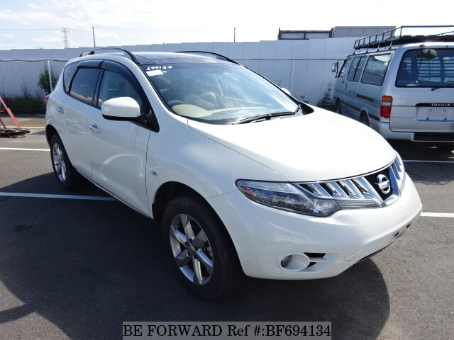 used 2010 nissan murano 350xv four cba pnz51 for sale bf694134 be forward. Black Bedroom Furniture Sets. Home Design Ideas