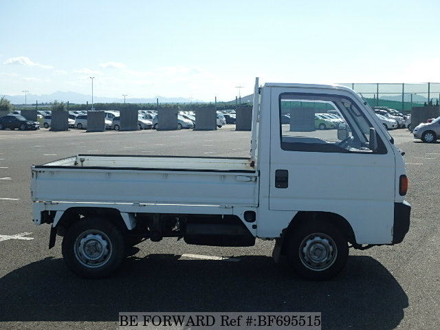 used 1991 honda acty truck m ha4 for sale bf695515 be forward. Black Bedroom Furniture Sets. Home Design Ideas