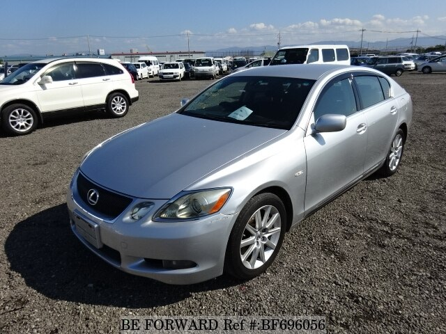 Superior Used 2006 LEXUS GS BF696056 For Sale