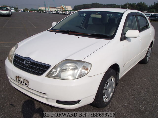 used 2001 toyota corolla sedan g ta nze124 for sale. Black Bedroom Furniture Sets. Home Design Ideas