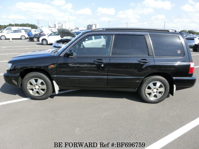 used 2000 subaru forester gf sf5 for sale bf696759 be forward. Black Bedroom Furniture Sets. Home Design Ideas