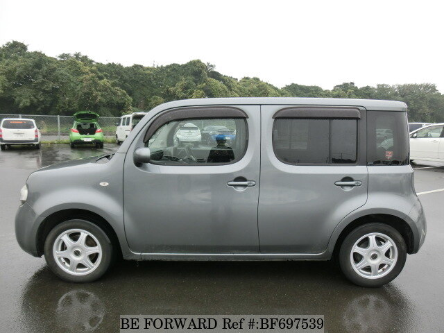 used 2010 nissan cube 15x four m selection dba nz12 for sale bf697539 be forward. Black Bedroom Furniture Sets. Home Design Ideas