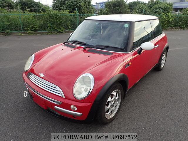 used 2003 bmw mini cooper gh ra16 for sale bf697572 be forward rh beforward jp