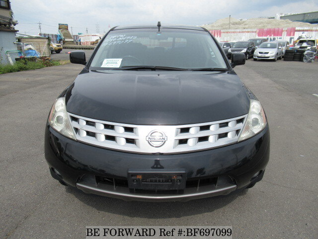 2007 nissan murano 350xv cba pz50 d 39 occasion en promotion. Black Bedroom Furniture Sets. Home Design Ideas