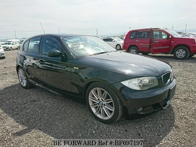 2008 bmw 1 series 116i m sports package aba ue16 d. Black Bedroom Furniture Sets. Home Design Ideas