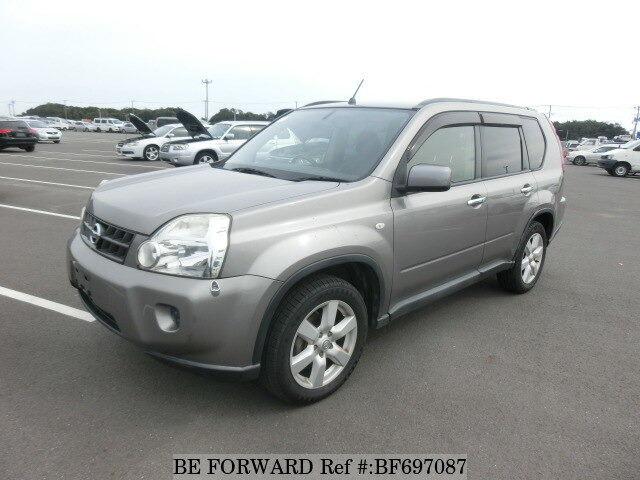 Used 2008 nissan x trail 20xdba t31 for sale bf697087 be forward used 2008 nissan x trail bf697087 for sale fandeluxe Gallery