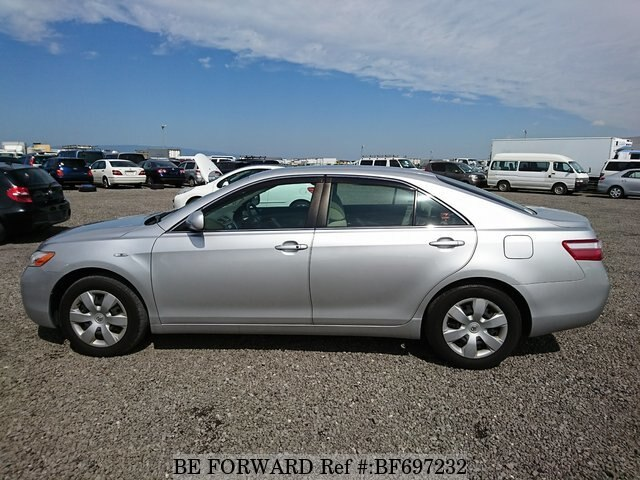 used 2008 toyota camry g dba acv40 for sale bf697232 be forward. Black Bedroom Furniture Sets. Home Design Ideas