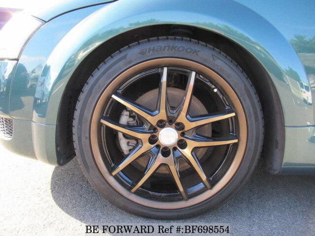 Audi tt quattro 2001 tire size 14