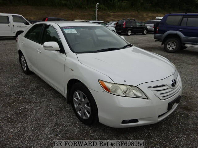used 2006 toyota camry g limited edition dba acv40 for sale bf698954 be forward. Black Bedroom Furniture Sets. Home Design Ideas