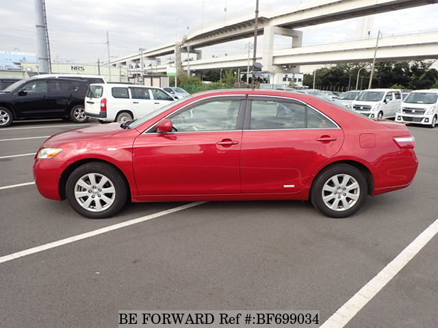 used 2006 toyota camry g limited edition dba acv40 for sale bf699034 be forward. Black Bedroom Furniture Sets. Home Design Ideas