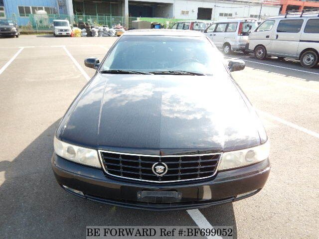 Used 2000 Cadillac Seville Sts Gf Ak54k For Sale Bf699052 Be Forward