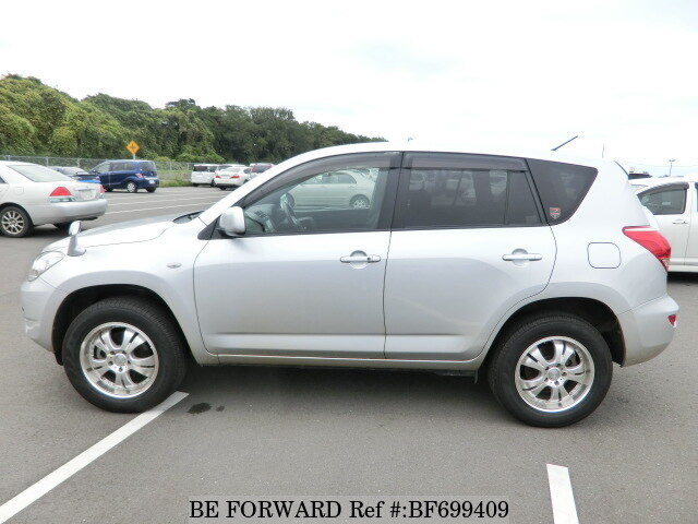 used 2007 toyota rav4 2 4g dba aca31w for sale bf699409. Black Bedroom Furniture Sets. Home Design Ideas